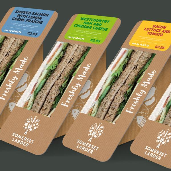 Somerset Larder Sandwiches