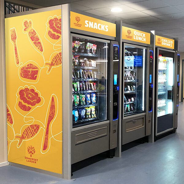 Somerset Larder Vending Machines